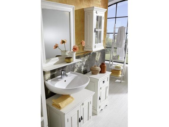 SIT Möbel Badezimmer Unterschrank Malaga Klein 10178   5