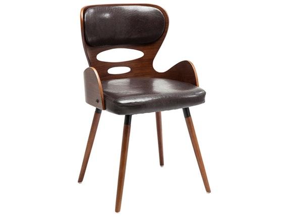 KARE Design Esszimmerstuhl Holz Polster Mit Armlehnen East Side Wood N 7261    1