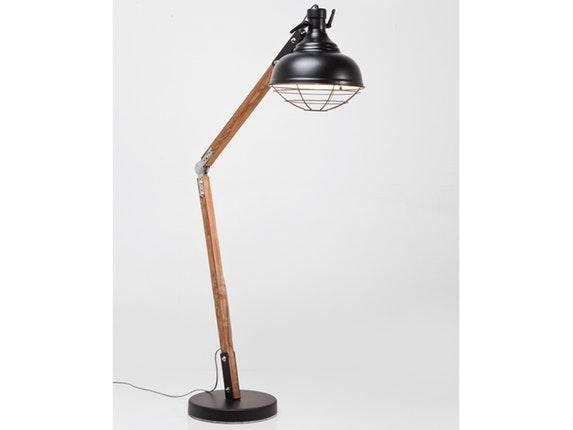 stehlampe rocky kare design. Black Bedroom Furniture Sets. Home Design Ideas