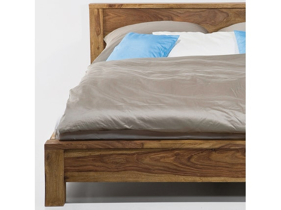 bett authentico massivholz 180x200cm kare design. Black Bedroom Furniture Sets. Home Design Ideas