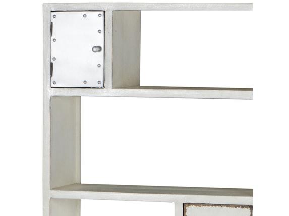 regal antwerp wei 3 schubladen 2 t ren sit m bel. Black Bedroom Furniture Sets. Home Design Ideas