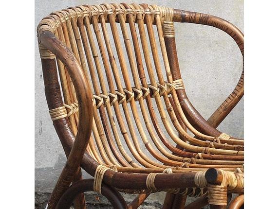 relaxsessel rattan mit armlehnen sit m bel. Black Bedroom Furniture Sets. Home Design Ideas