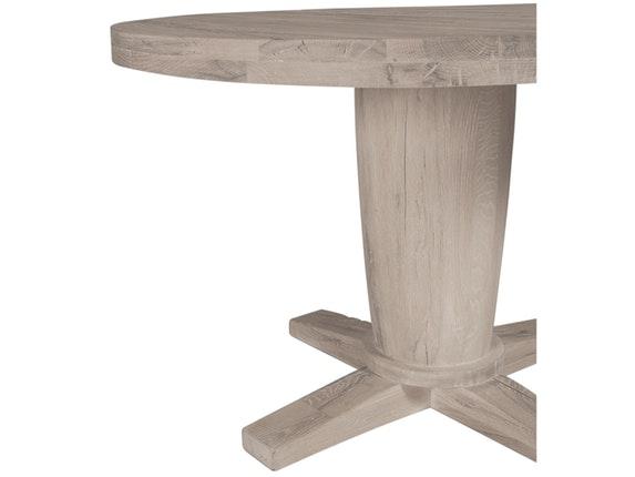 esstisch milano rund eiche white wash 140 cm sit m bel. Black Bedroom Furniture Sets. Home Design Ideas