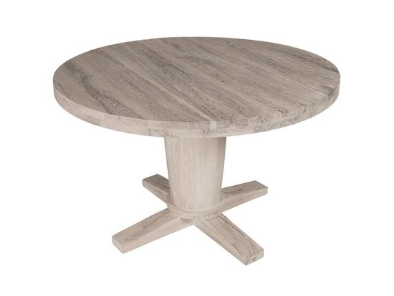 esstisch milano rund eiche white wash 120 cm sit m bel. Black Bedroom Furniture Sets. Home Design Ideas