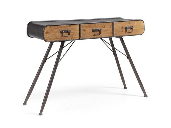konsole helia 3 schubladen safurn. Black Bedroom Furniture Sets. Home Design Ideas