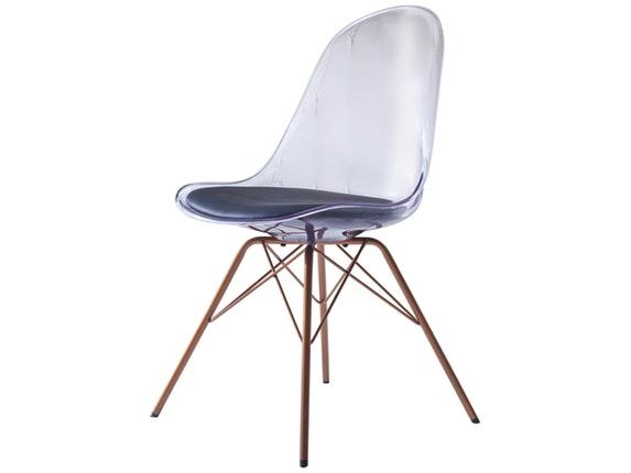 Stuhl transparent top mehr ansichten chorum stuhl chorum for Designer stuhl transparent