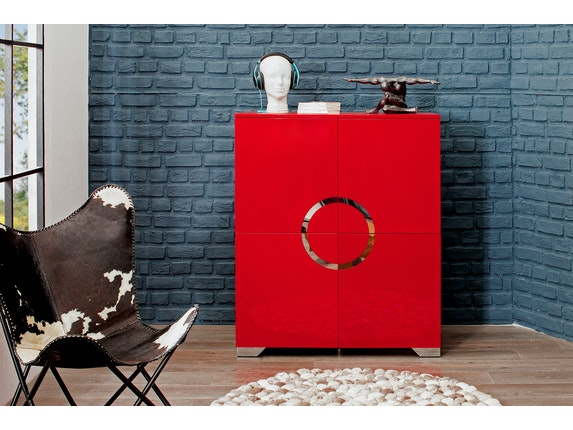 Interior Home Highboard Twenty 120 cm n-9205 - 2