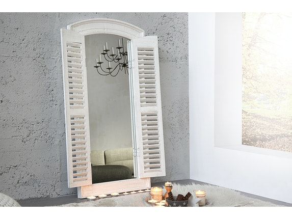 Interior Home Wandspiegel old Window 120cm n-9410 - 2