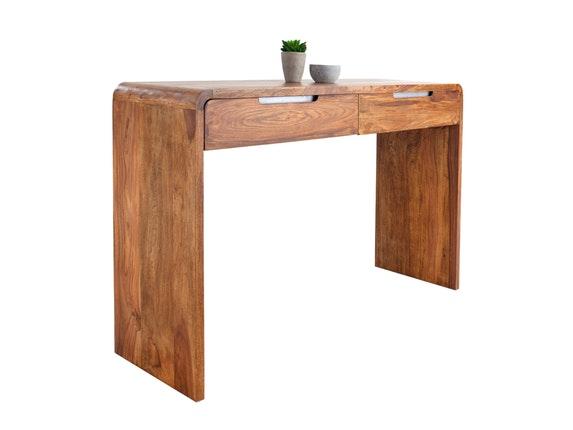 schreibtisch miami 120 cm mit 2 schubladen. Black Bedroom Furniture Sets. Home Design Ideas