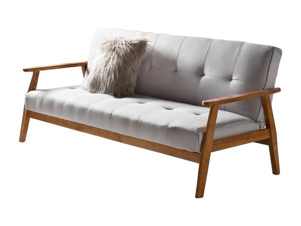 Design Schlafsofa Ausklappbar Skandinavische Mobel Dundal