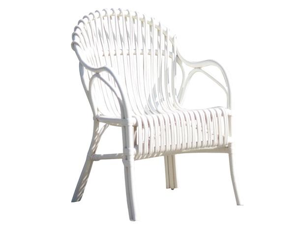 rattan stuhl weiss good rattan stuhl weiss with rattan. Black Bedroom Furniture Sets. Home Design Ideas
