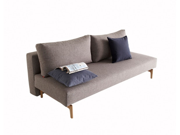 Schlafsofa 521 Mixed Dance grau Trym n-8506-6104 von Innovation