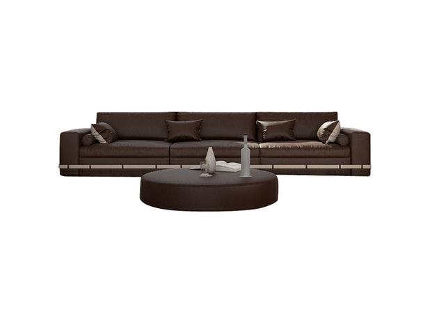 Sofa 3 Sitzer Artesania Mit Gürtel Innocent Salesfeverde