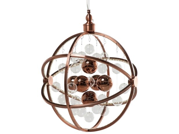 Hängelampe Universum Copper LED n-7779 von KARE Design®