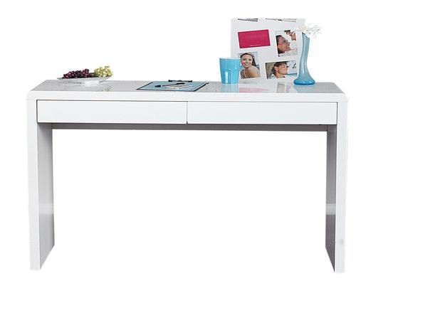 Schreibtisch Maximilian Hochglanz Weiß Interior Home Salesfeverde