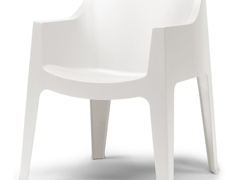 Gartenstuhl Coccolona mit Armlehnen linen » Scab Design – Salesfever.de