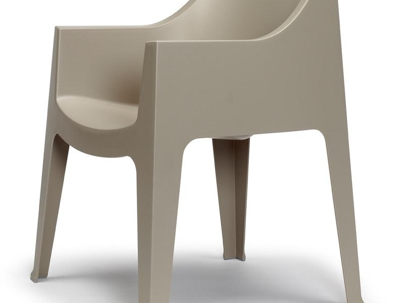 Gartenstuhl design  Gartenstuhl Coccolona mit Armlehnen taubengrau » Scab Design ...