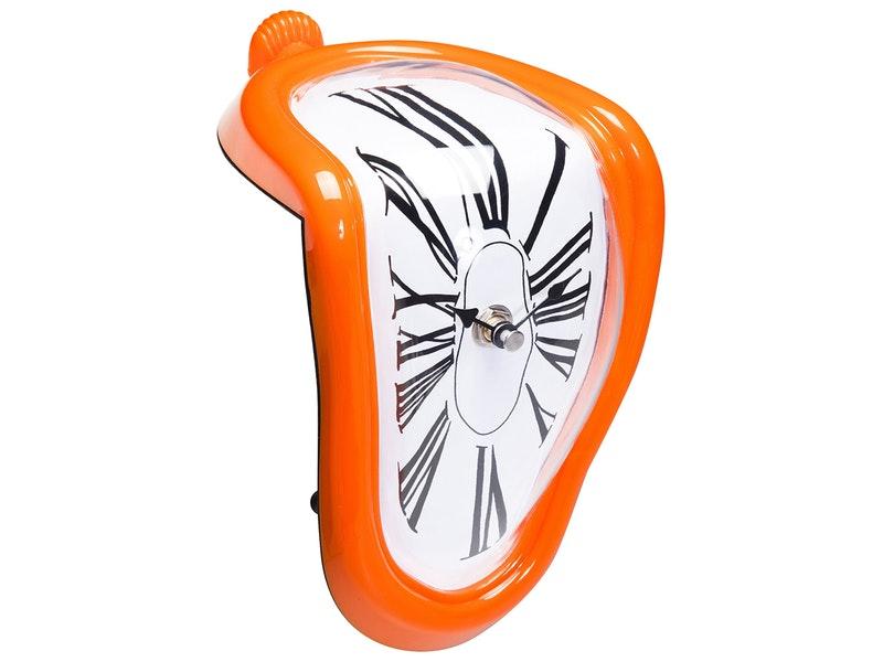 Kare tischuhr flow 31089 preisvergleich for Kare design tischuhr