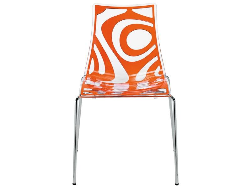 Designer stuhl transparent preisvergleiche for Design stuhl wave