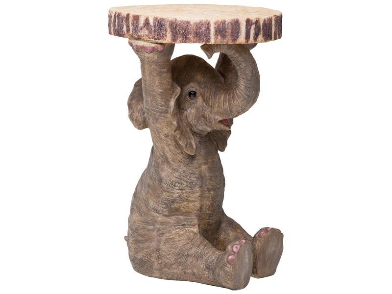 Elefant tisch preisvergleiche erfahrungsberichte und for Beistelltisch elefant