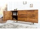 Interior Home Sideboard Forest aus Massivholz Sheesham 160 cm n-9053 Miniaturansicht - 3