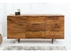 Interior Home Sideboard Forest aus Massivholz Sheesham 160 cm n-9053 Miniaturansicht - 2