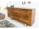 Interior Home Sideboard Forest aus Massivholz Sheesham 160 cm n-9053 Miniaturansicht - 5