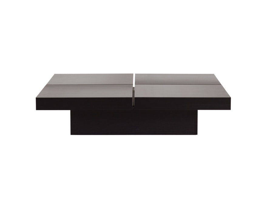 TemaHome Couchtisch Wenge Kyoto Lounge 4 Tops 822   1