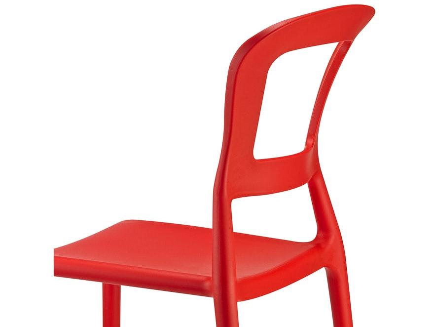 Stuhl rot beautiful welche position sie auch bevorzugen for Design stuhl rot