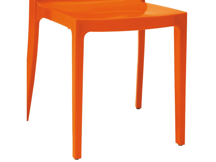 Scab Design Designer orange Stuhl Sai n-7871-5217 - 3