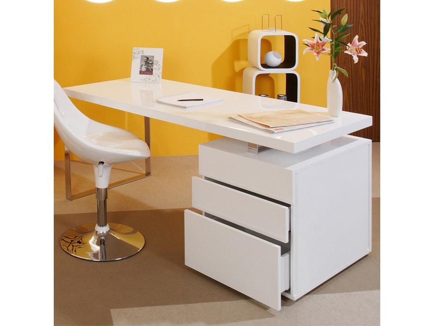 Schreibtisch Container Metall 2021