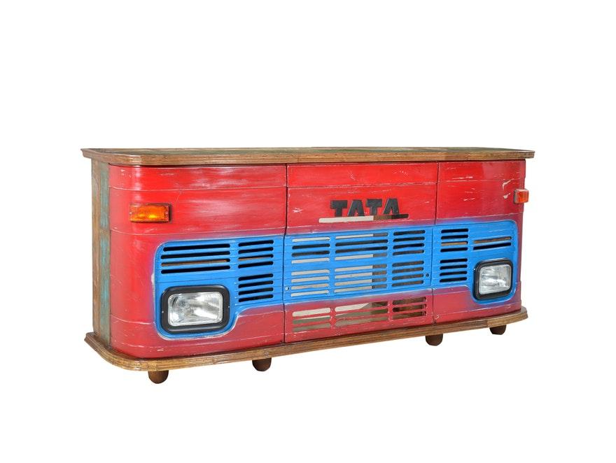 SIT Möbel Theke LKW Tataro Mit Viel Stauraum N 8178   1