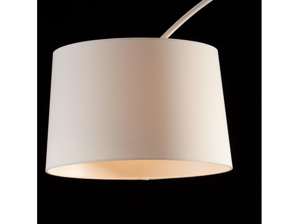 Bogenlampe Weiss Mit Dimmer ~ Bogenlampe necko groß mit dimmer weiß salesfever u salesfever