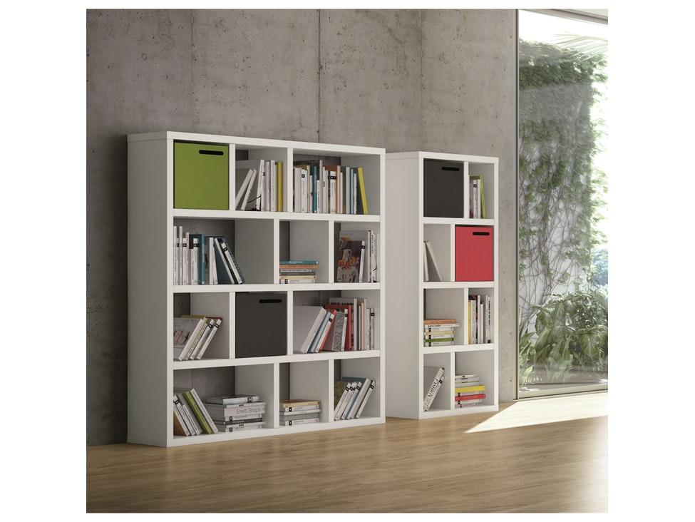 Raumteiler Berlin regal raumteiler berlin 4 levels 150 weiß matt temahome