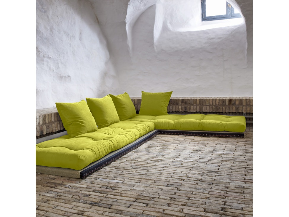 Amazing Sofa Ecksofa Chico Grn With Lysegr Sovesofa.