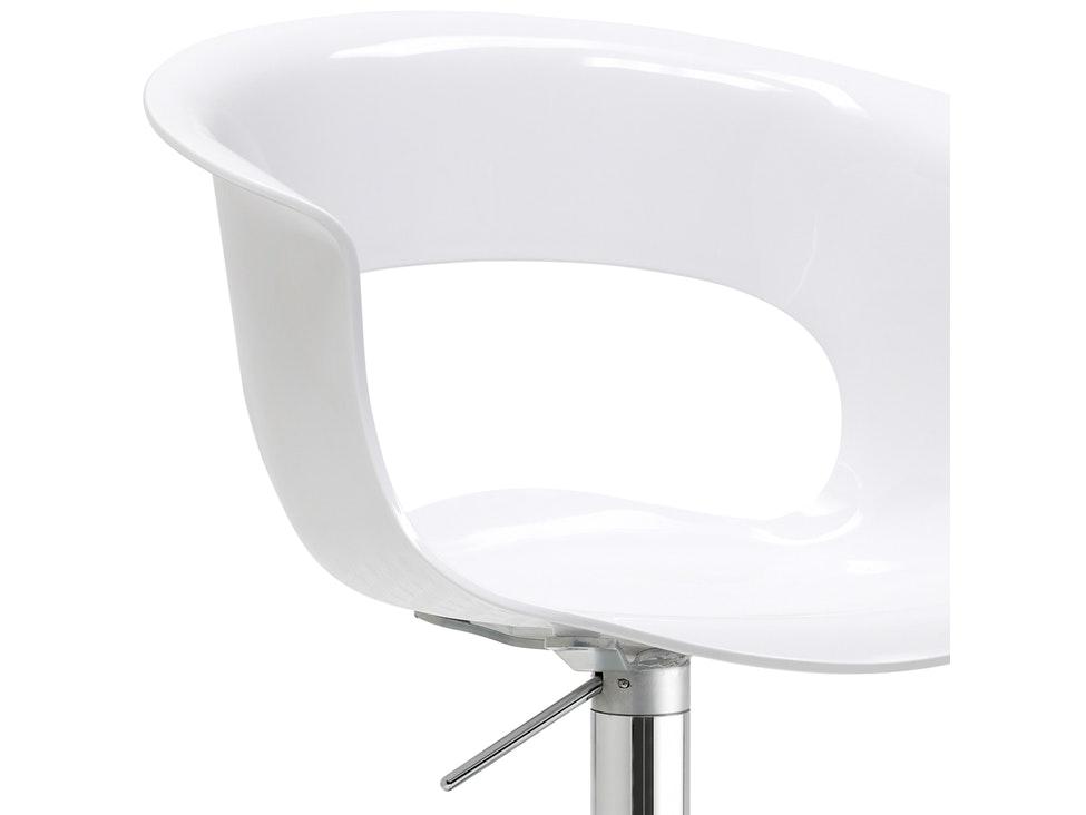 Design schreibtischstuhl weiß  Schreibtischstuhl Miss B Office Antishock weiß » Scab Design ...