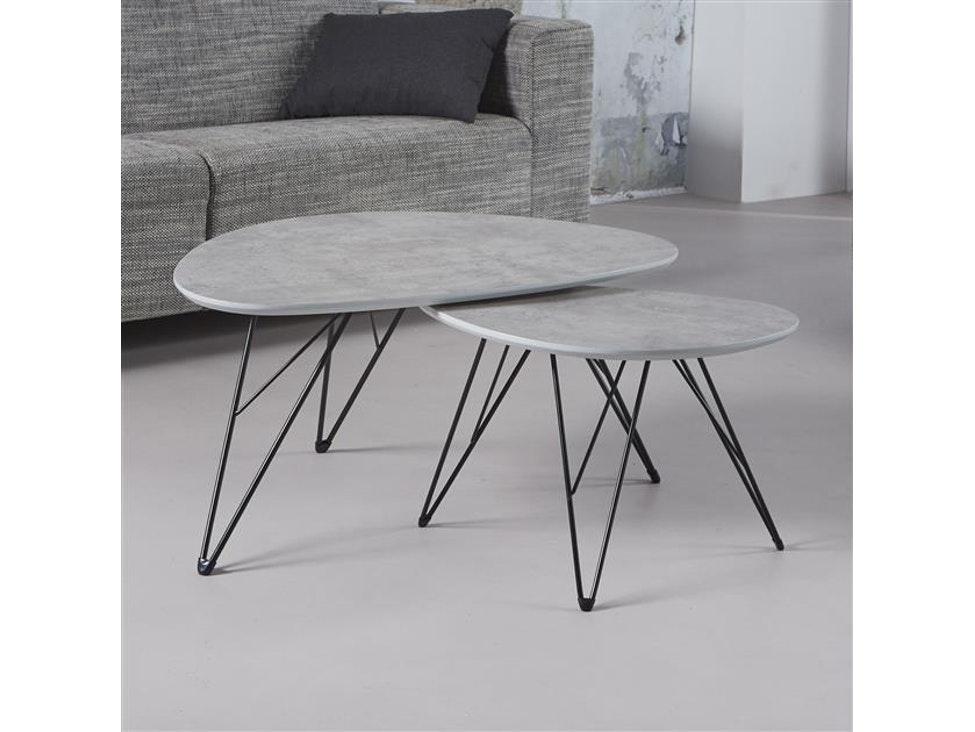 Couchtisch marmor optik quadratische couchtische for Tischplatte marmoroptik