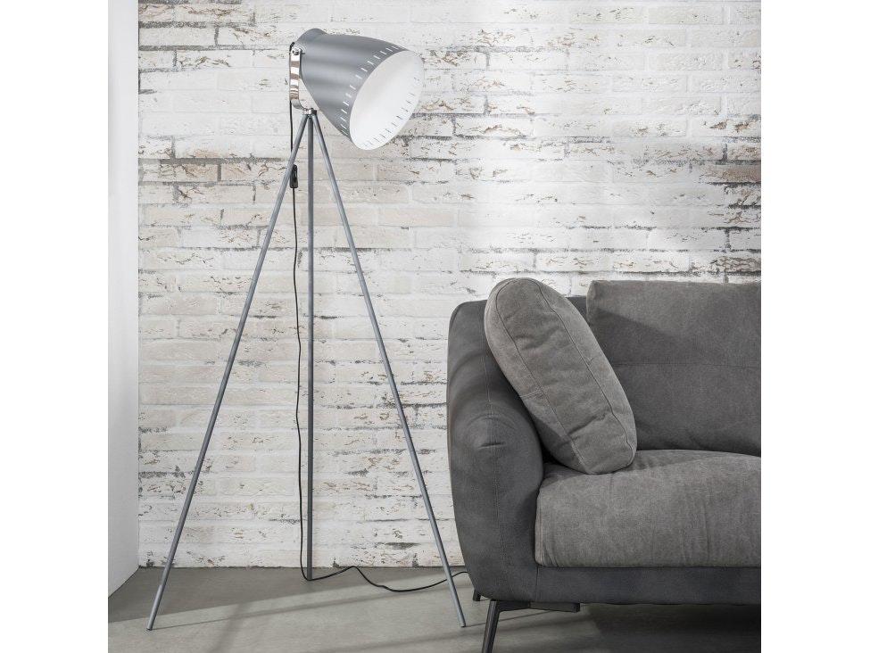 stehlampe schirm grau free stehlampe schirm grau with stehlampe schirm grau cool mit grauem. Black Bedroom Furniture Sets. Home Design Ideas