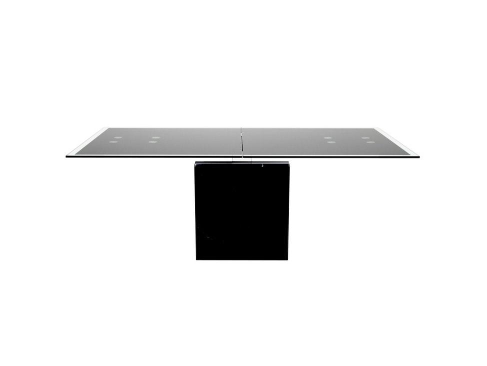 Esstisch ausziehbar schwarz  Esstisch Grande Possibilita 180x100 cm » KARE Design – Salesfever.de
